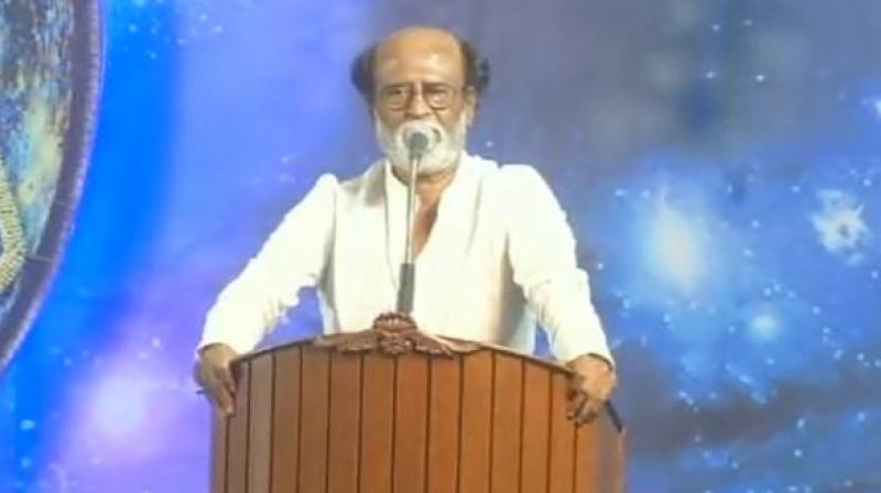 Rajinikanth says winning elections is not easy