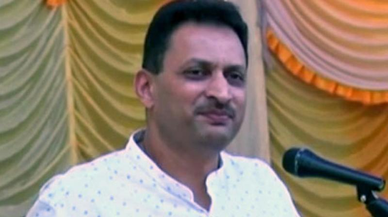 Hegde downplayed Congress' criticism by saying that his comment was being misinterpreted. He said that the Congress was trying to tarnish his image. (Photo: ANI/File)