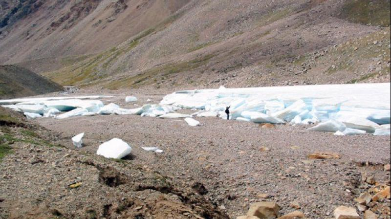 World's second largest ice sheet in Greenland may melt due to Europe