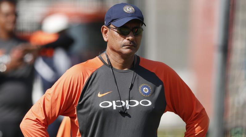 Ravi Shastri was dismissive of all the flak that the Indian team copped taking a dig at critics for
