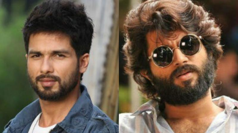 69361efdd4d Shahid Kapoor and Vijay Deverakonda.