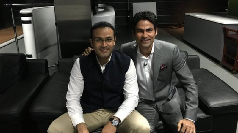 The former India cricketers – Virender Sehwag and Mohammad Kaif – did not mince any words as they hit back in style to the tweets which targeted them following ICJ's stay order on Kulbhushan Jadhav's execution in Pakistan. (Photo: Mohammad Kaif Twitter)