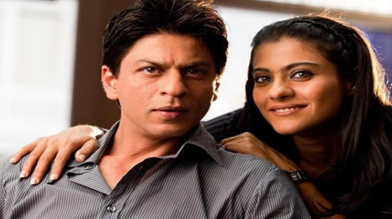 Shah Rukh Khan and Kajol in the still from My Name Is Khan. (Photo: Instagram)