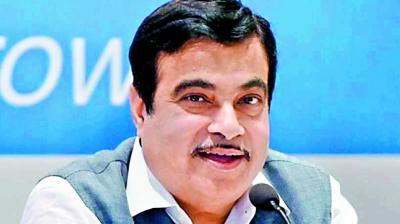 Minister of Road Transport and Highways Nitin Gadkari.