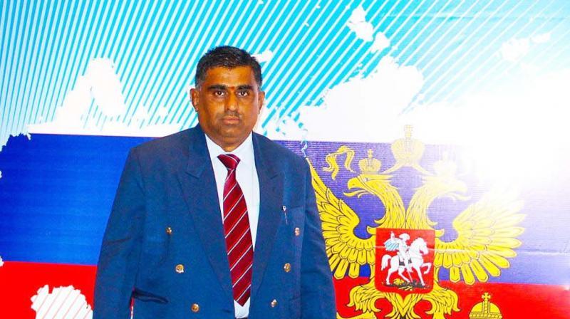 S.A. Hemanth Kumar