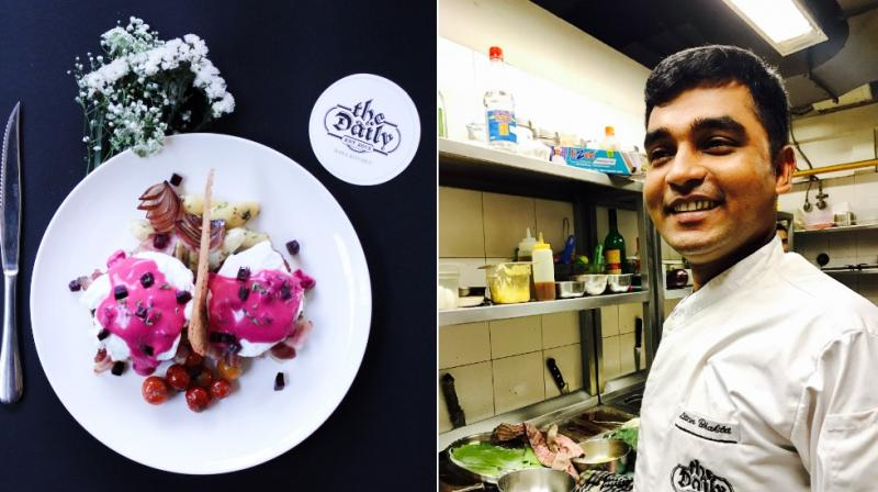 Liton Bhakta, Head Chef at The Daily Bar & Kitchen, says that while they will be busy throughout Christmas, the festival holds a special place in his heart.