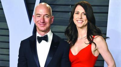 Jeff Bezos, Mackenzie.