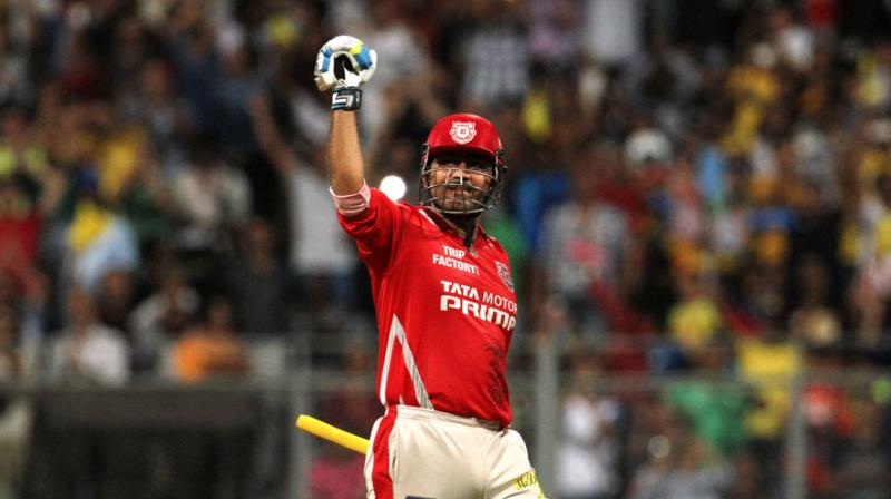 Kings XI Punjab to play aggressive cricket in IPL: Virender Sehwag