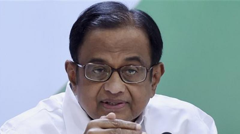 "Former Finance Minister P. Chidambaram claimed that the lack of clarity in the policy objective indicates that the government is ""confused"" regarding what to do with Air India. (Photo: PTI)"