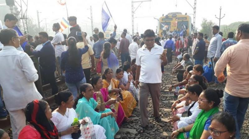 The clashes that have engulfed important centres in Maharashtra, including Mumbai, testify to a sense of outraged dalit consciousness in the face of perceived historical oppression within the country's stultifying caste framework, and also a claim to the valour of the oppressed.