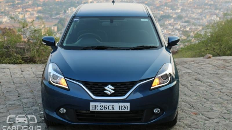 Gst Effect Maruti Suzuki Slashes Baleno Prices