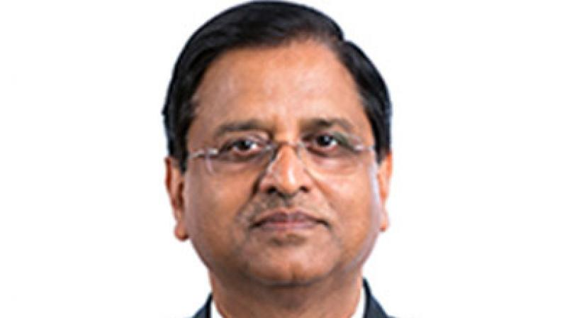 Finance Secretary Subhash Chandra Garg said the government is close to meeting fiscal deficit target of 3.4 pc for 2018-19. (Photo: File)