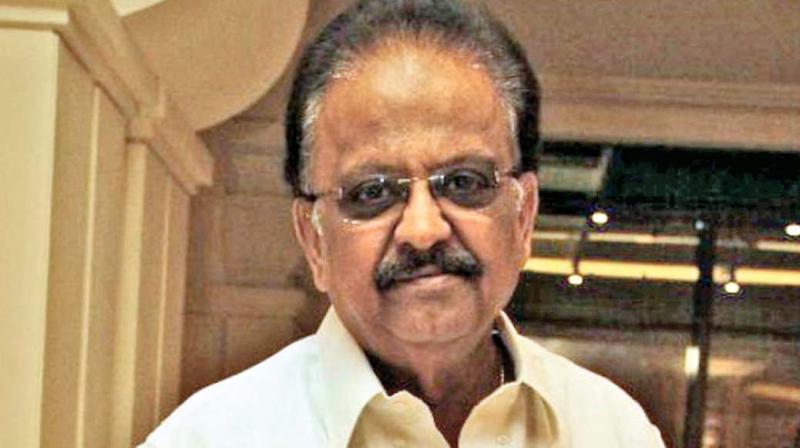 Legendary playback singer SP Balasubrahmanyam in critical condition