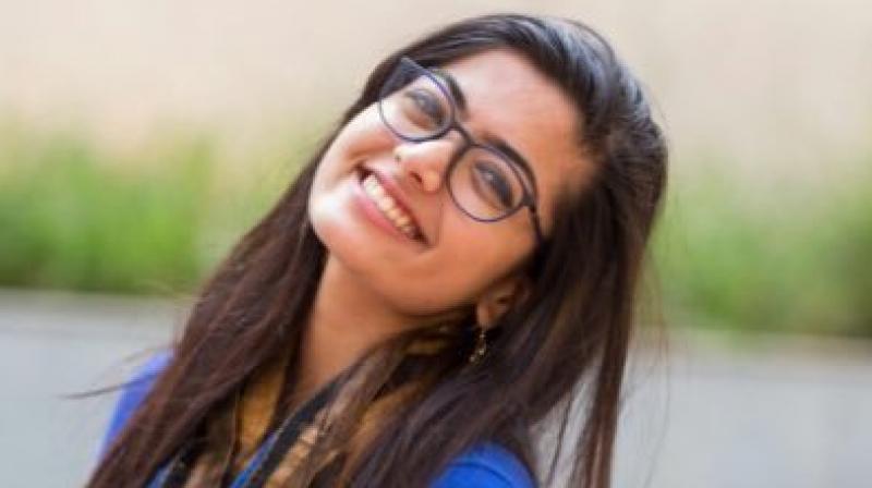 Rashmika Mandanna. (Photo: Twitter)
