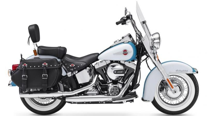 Harley Davidson Softail  India