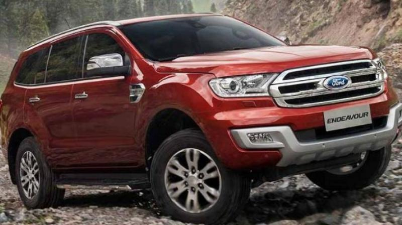 The company sells a range of vehicles in the country, from Figo hatchback to iconic Mustang sedan.