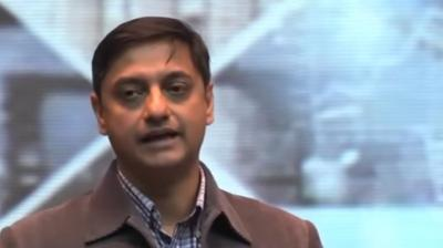 "There is a whole bunch of things that the finance minister just announced. There will be more. Of course, there is a Budget in few months from now where bigger and more clear vision for next few years will be unveiled,"" said Principal Economic Adviser Sanjeev Sanyal. (Photo: File)"