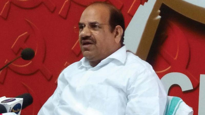 BJP state leadership behind clashes: Kodiyeri