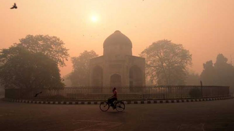 The use of diesel generators have also been banned in Delhi to fight Diwali smog this year. (Photo: AFP)