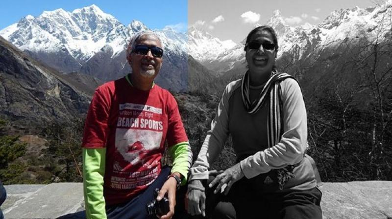 Kulkarni is the 13th climber to die on mountains in the range with elevations above 25,000 feet in this year's spring climbing seasons. (Photo:ANI)