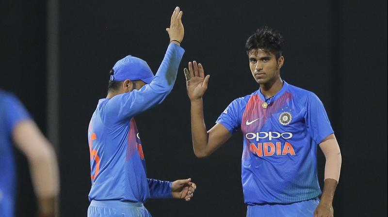 Sensational Karthik wins T20 tri-series title for India