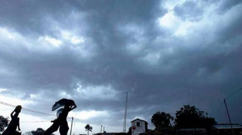 The agency predicted 95 per cent rainfall (with an error margin of +/-5 per cent) of the long period average of 887 mm for the season.