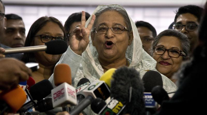 Voting begins for general elections in Bangladesh, 2 reported dead from violence