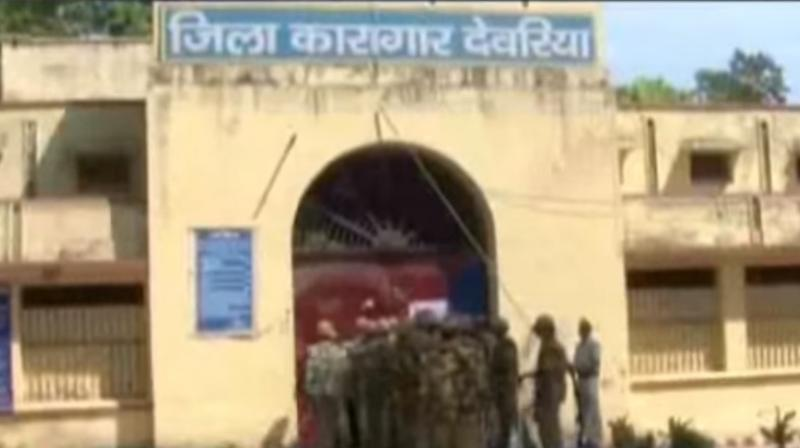 Real-estate businessman from Lucknow Mohit Jaiswal has accused jailed ex-MP Atiq Ahmad of executing his abduction and thrashing him inside Deoria jail. (Photo: YouTube screengrab)