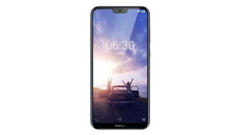 Unannounced Nokia X Spotted with Notch on Nokia's Official Page