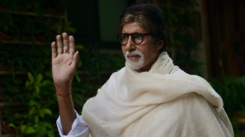 Amitabh Bachchan will next be seen in '102 Not Out.'