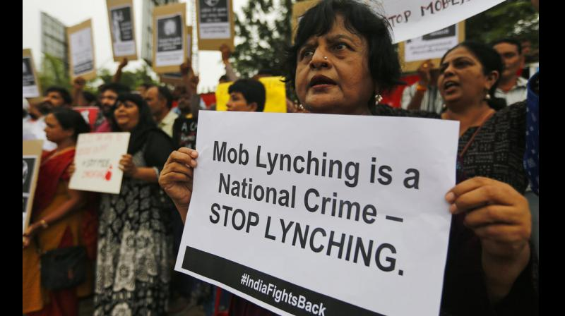 The Ministry of Home Affairs asked states to take 'effective measures' against mob killings. (Photo: AP)