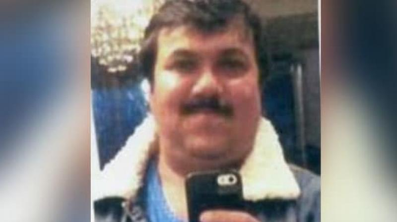 Ubaidullah Abdulrashid Radiowala is a key accused in the 2014 cases of alleged conspiracy to kill Bollywood director Mahesh Bhatt and firing on film-maker Karim Morani. (Image: cbi.gov.in)