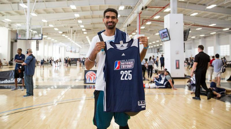 NBA official said this is the right time for NBA to engage with India through an elite programme, as the game's popularity is at an all-time high. (Photo: NBA India)