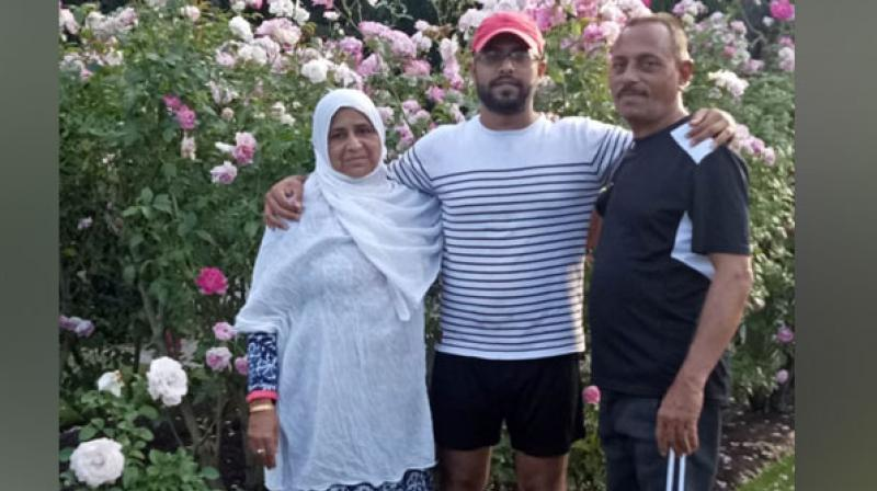 The father-son duo of Arif and Rameez Vohra had attended Friday prayers at the Al Noor mosque, where the attack took place, family members said after failing to get in touch with them. (Photo: ANI)
