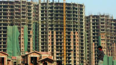 As per the data from Anarock Property Consultants, 5.6 lakh units worth Rs 4.5 lakh crore are either stuck or delayed in top 7 cities.  (Representational Image)