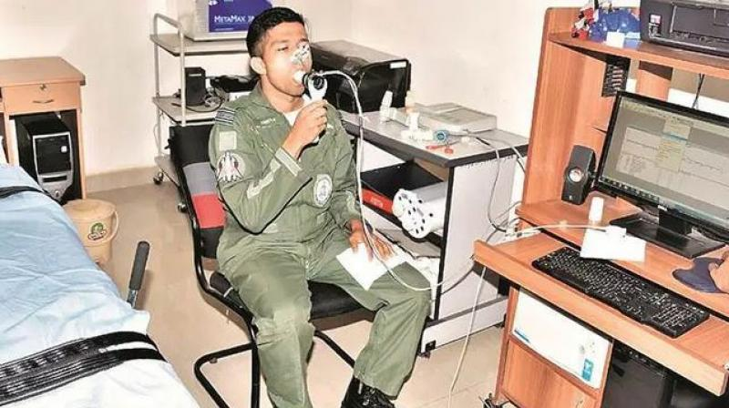 Sixty air force test pilots applied to become Gatcans or Gaganaut candidates for Gaganyaan, India's first human space mission. (Photo: Indian Air Force)
