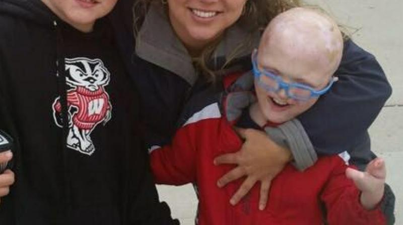 9-year-old unable to cry or sweat due to rare disorder