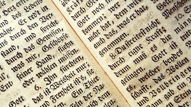 Secret sex manual from 1720 reveals strange beliefs. (Photo: Pixabay)