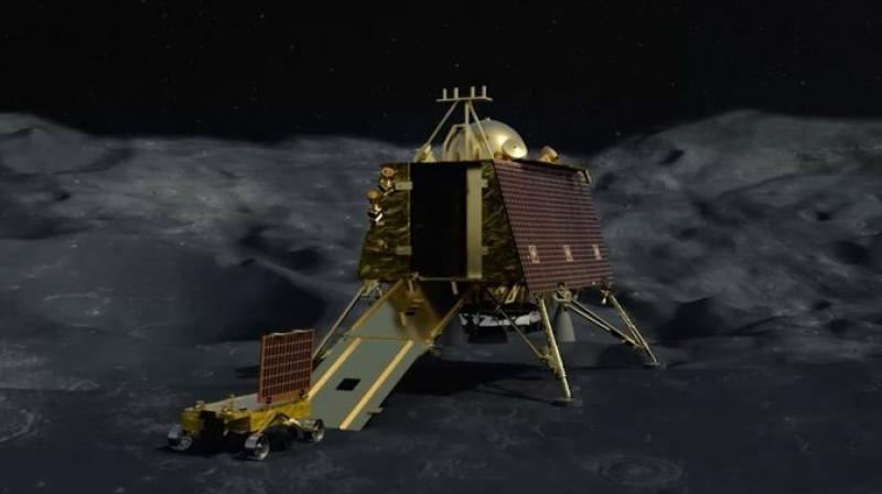 'We shall overcome': Bollywood celebs show hope over Chandrayaan-2 landing