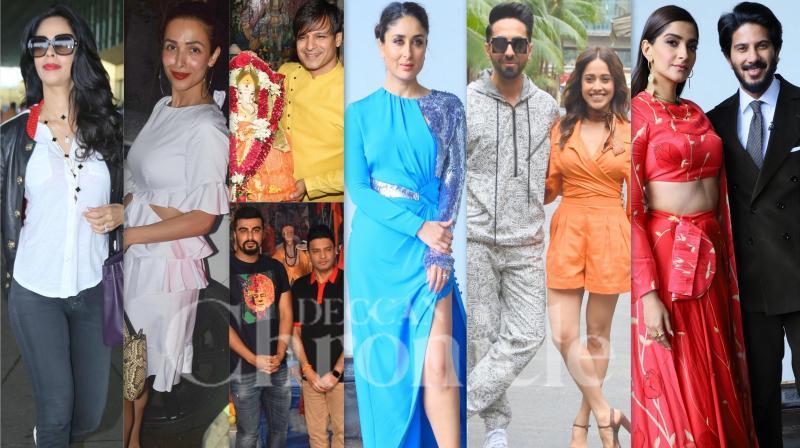 City Of Stars: Kareena, Sonam, Arjun, Malaika others snapped; see pics