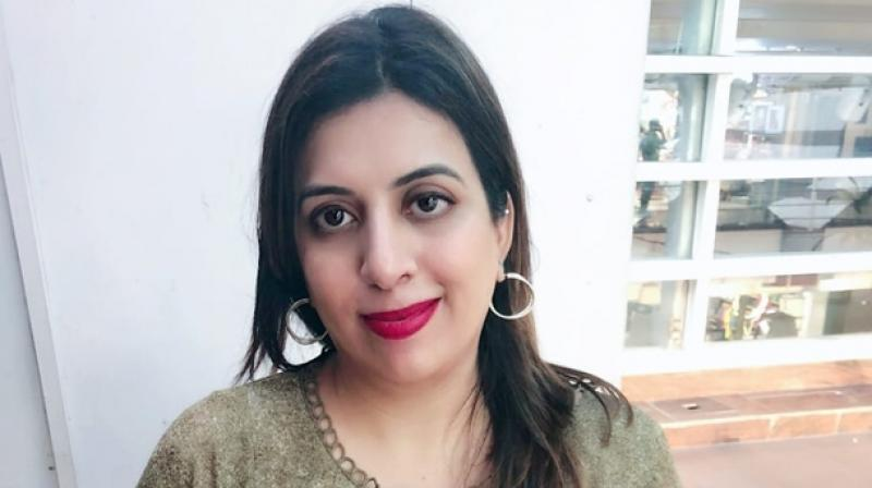 Geeta Hansaria.