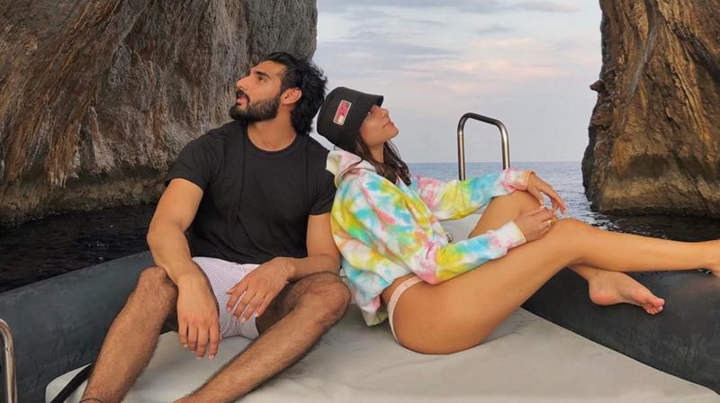 Ahan Shetty confirms dating Tania Shroff in this romantic post; see inside