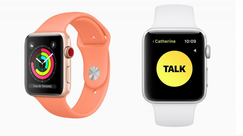 Apple Watch new features previewed with watchOS 5