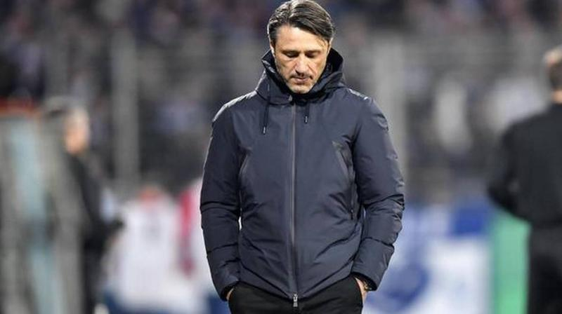 Bayern Munich's stars have been told to knuckle down under interim coach Hansi Flick ahead of their Champions League clash with Olympiakos following Niko Kovac's sacking. (Photo:AP)