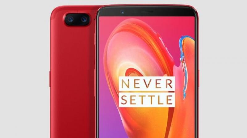 The special OnePlus 5T Valentine's Day offer will be valid from February 7 to 11 and buyers will get offers such as no cost EMI, instant cash back and others.