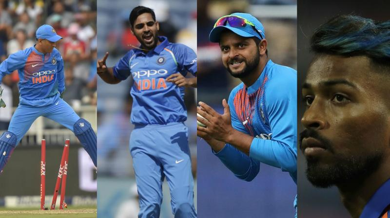 Top 5 Indian performances against South Africa in T20Is