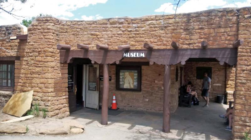 Museum at Mesa Verde. (Photo: DC)