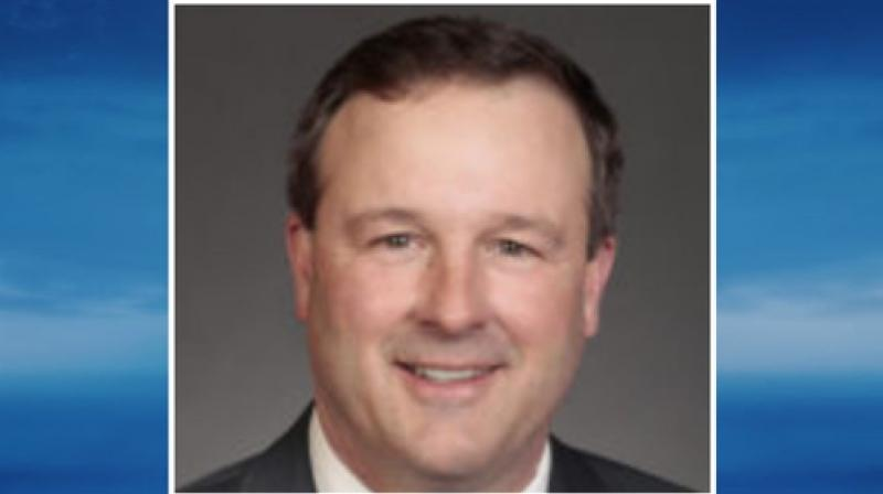 Senate Majority Leader Bill Dix's resignation from his leadership post and as a state senator was effective from 2 pm on Monday, according to a press release from Senate President Jack Whitver. (Photo: Iowa Senate Republicans website)