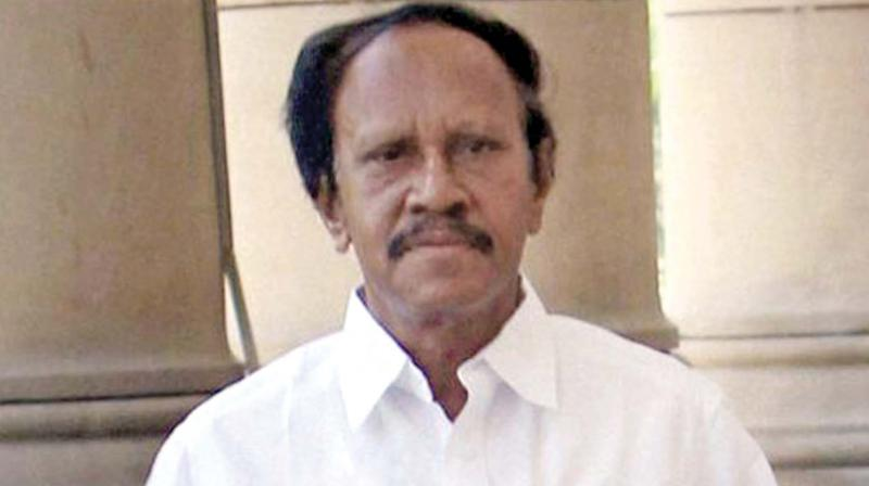 AIADMK (Amma) leader M Thambidurai said the party will raise NEET issue in the Parliament. (Photo: File)