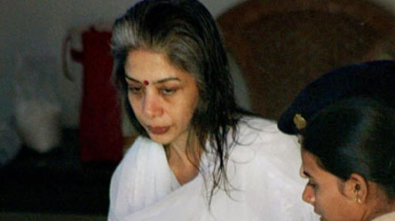 Indrani Mukerjea taken to hospital in Mumbai in 'delirious condition'